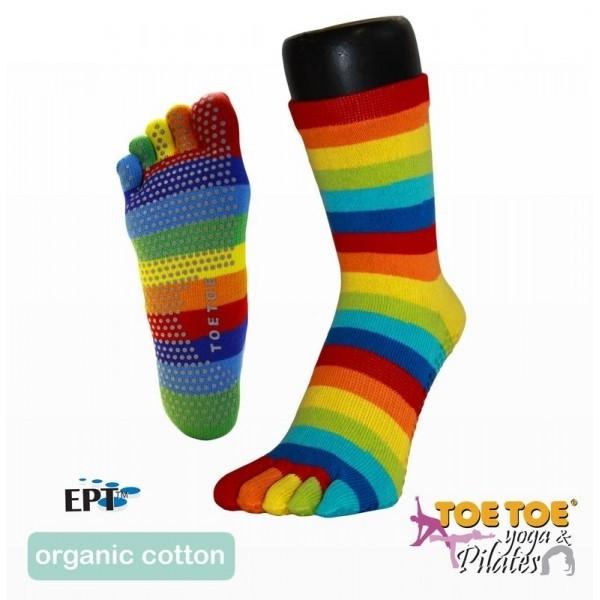 0347c76b0aa ANKLE ABS nízké prstové ponožky ToeToe - Ponožkožrout.cz - ponožky ...