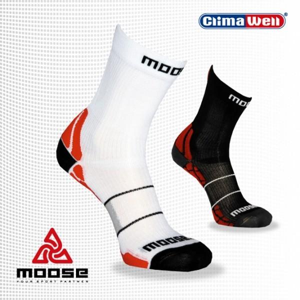 COMPRESS RUN kompresní ponožky Moose